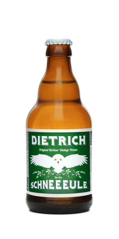 Schneeeule Berlin – Dietrich – Original Berliner Champagnerweisse