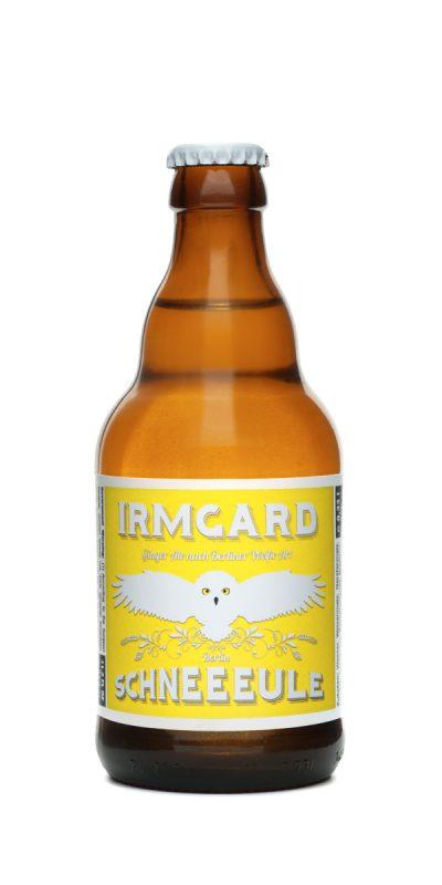 Schneeeule Berlin – Irmgard – Ginger Ale nach Berliner Weisse Art