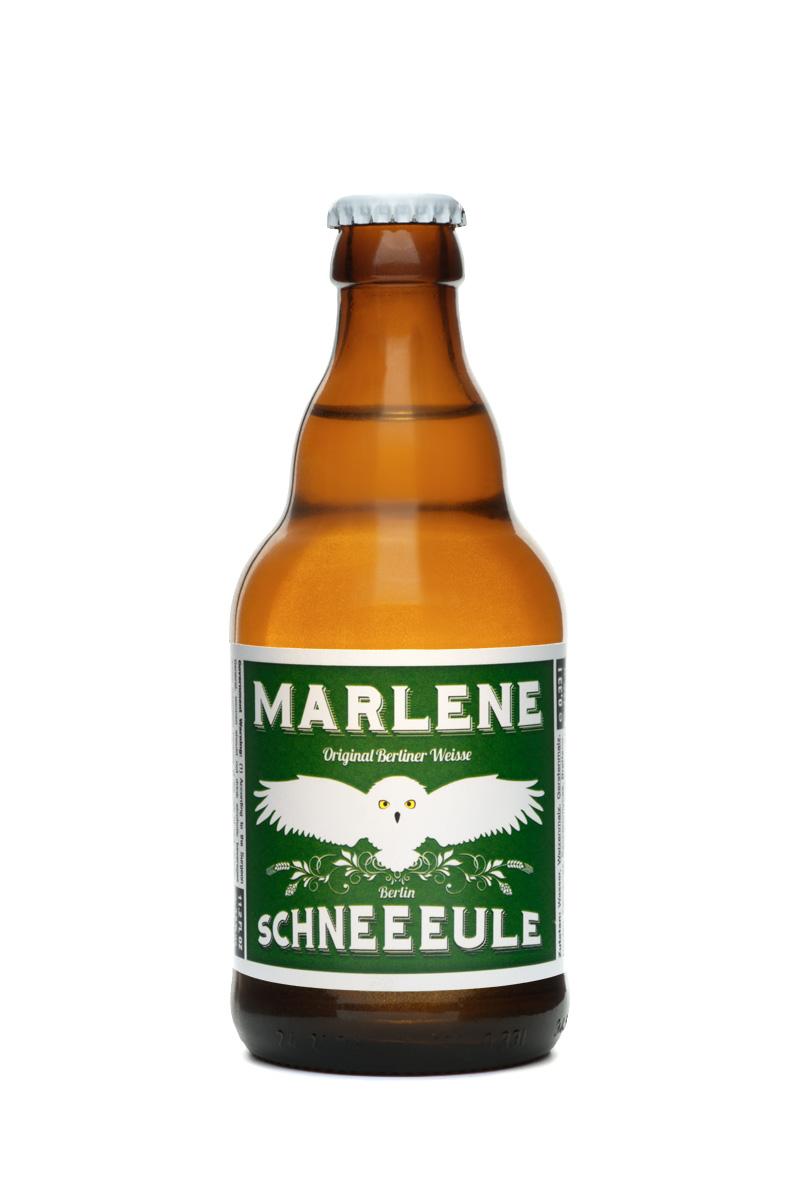 Schneeeule Berlin – Marlene – Original Berliner Weisse