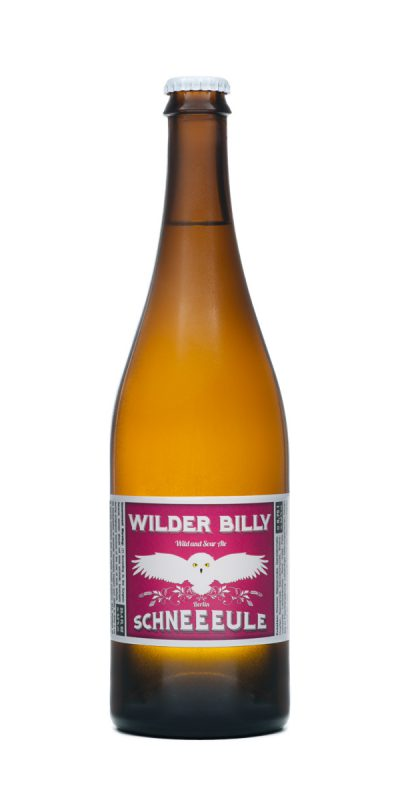 Schneeeule Berlin – Wilder Billy – Wild and Sour Ale