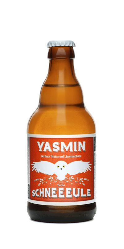 Schneeeule Berlin – Yasmin – Berliner Weisse mit Jasminblüten